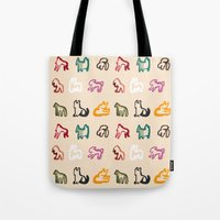 AMINALS Tote Bag