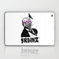political zombie theme Laptop & iPad Skin