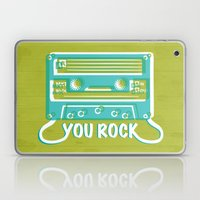 You Rock Laptop & iPad Skin