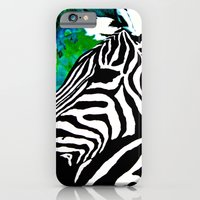 Zebras iPhone 6 Slim Case