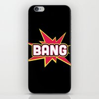 BANG! iPhone & iPod Skin