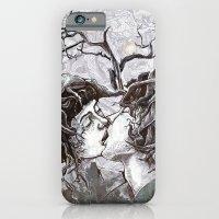 Bird Sings in The Apple Tree iPhone 6 Slim Case