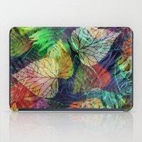 Forest Flora iPad Case
