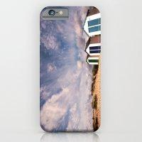 Southwold Beach Huts iPhone 6 Slim Case