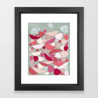 Sea Bed Framed Art Print