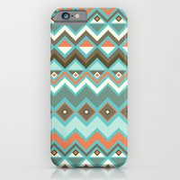 iPhone & iPod Case featuring Aztec by Priscila Peress