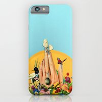 iPhone & iPod Case featuring MORNING by Ben Giles