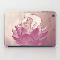 Lotus iPad Case