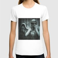Grief Womens Fitted Tee White SMALL