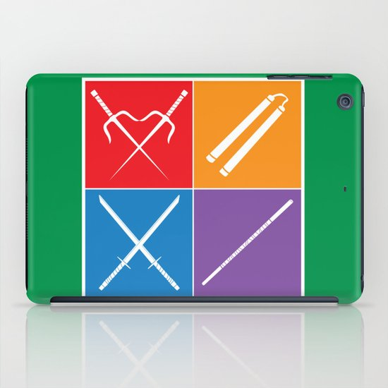 The Weapons iPad Case