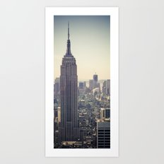 NYC | Empire State Building Art Print