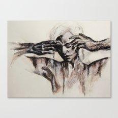 Vulnerable Canvas Print