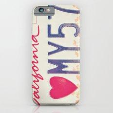 Hello Love iPhone 6 Slim Case