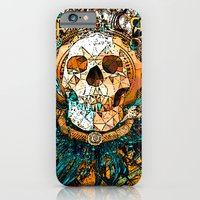 Old Skull iPhone 6 Slim Case