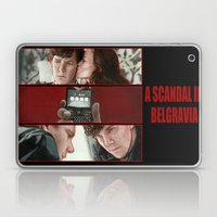 A Scandal in Belgravia Laptop & iPad Skin