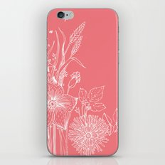 out garden iPhone & iPod Skin