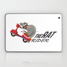 THE RAT RIDER Laptop & iPad Skin
