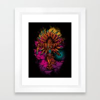 Ancient Spirit Framed Art Print