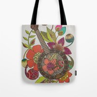 Ever Banjo Tote Bag