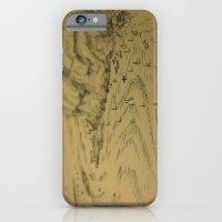 Swamis Sketch iPhone 6 Slim Case