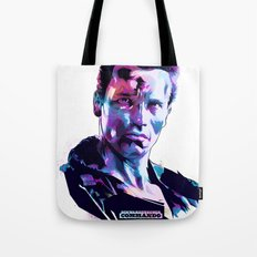 Arnold Schwarzenegger: BAD ACTORS Tote Bag