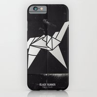 iPhone & iPod Case featuring Blade Runner...(I) by afrancesado
