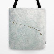 Aries x Astrology x Zodiac Tote Bag