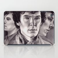 Sherlock iPad Case