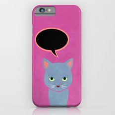 cat -Alice iPhone 6s Slim Case