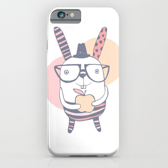 Mr.Rabbit iPhone & iPod Case