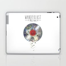 Wanderlust recordings Laptop & iPad Skin