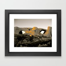 Arches National Park Framed Art Print