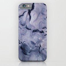 gray marble iPhone 6s Slim Case