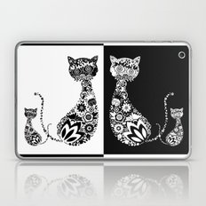Cats Of Inversion - Digital Work Laptop & iPad Skin