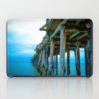 Capitola Pier iPad Case
