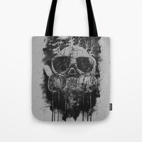 Suffocate Tote Bag