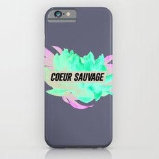 sauvage Slim Case iPhone 6s