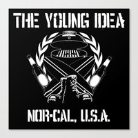 The Young Idea - NorCal … Canvas Print