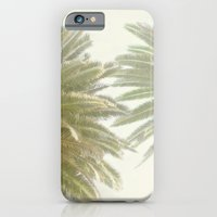 iPhone & iPod Case featuring Palm Trees by The ShutterbugEye