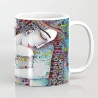 DO NOT LEAVE ME Mug