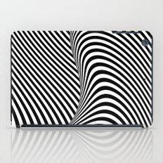Black and White Pop Art iPad Case