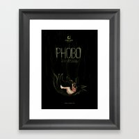 Phobo Framed Art Print