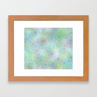 spiderwebs Framed Art Print