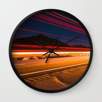 South Of Phoenix Wall Clock