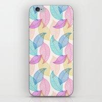 Leafy. iPhone & iPod Skin