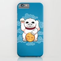 iPhone & iPod Case featuring Lucky Dragon by Mandrie