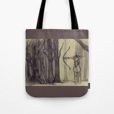 Legolas LOTR - the noisy silence of woods Tote Bag