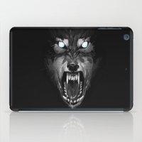 Big Bad Wolf iPad Case