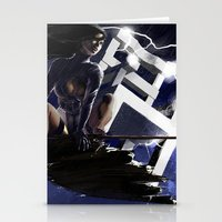 Ride the Lightning Stationery Cards