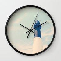Vigilance. Wall Clock